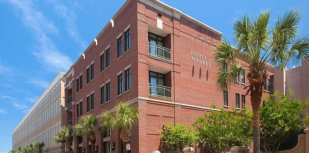 Hotel on Market - Historic District
