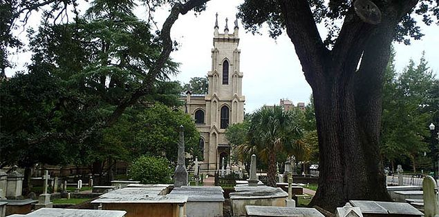 Trinity Episcopal Cathedral & Cemetery