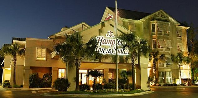 Hampton Inn & Suites Charleston/ West Ashley