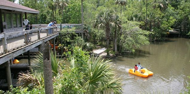Palmetto Islands County Park & Splash Island Waterpark