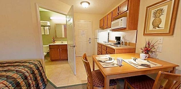 Suburban Extended Stay Airport - North Charleston