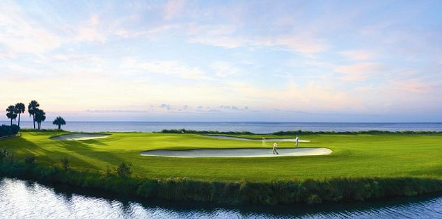 Fripp Island Golf & Beach Resort - Ocean Point Golf Links
