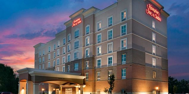Hampton Inn & Suites-Fort Mill