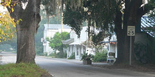 Town of McClellanville