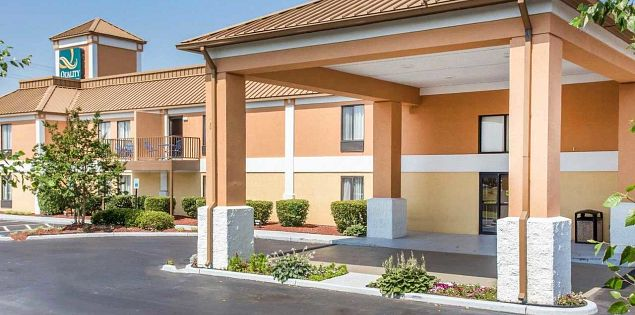 Quality Inn & Suites-Richburg