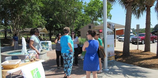 National Tourism Week at Santee Welcome Center