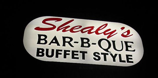 Shealy's Bar-B-Q House