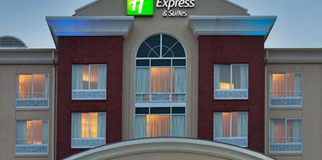 Holiday Inn Express & Suites I-26