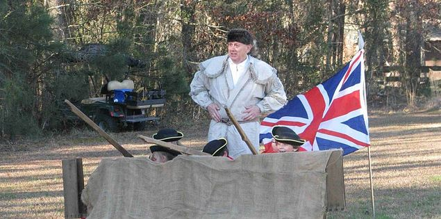 Victory Along the Santee River and Francis Marion History
