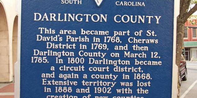 Darlington County Historical Commission