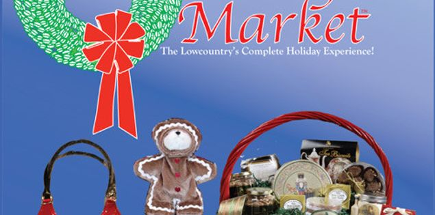 Charleston's Holiday Market - Nov. 8-10th, 2019