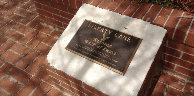 Liberty Lane Walk Of Fame
