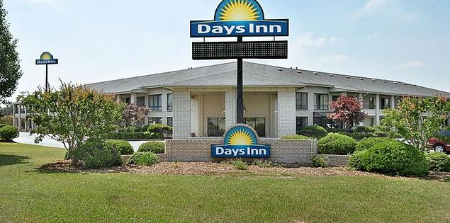 Days Inn Waccamaw Spartanburg