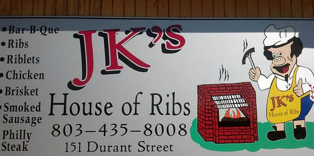 JK's House of Ribs