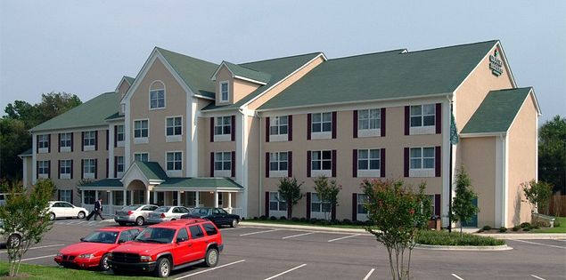 COUNTRY INN & SUITES-COLUMBIA AIRPORT