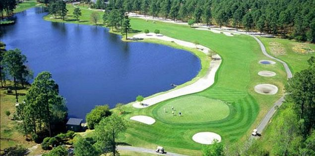 Myrtle Beach National - SouthCreek Course