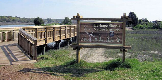 Heritage Shores Nature Preserve