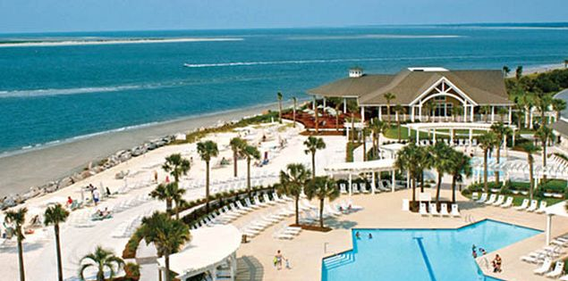 The Resort at Seabrook Island