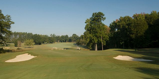 Furman University Golf Course
