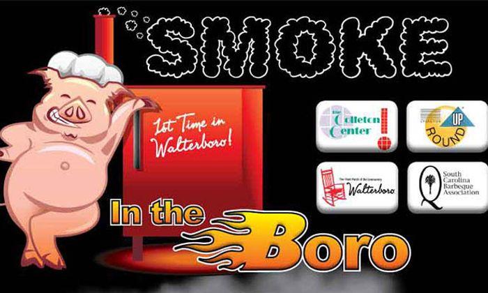 Smoke in the 'Boro