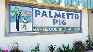 Palmetto Pig Columbia