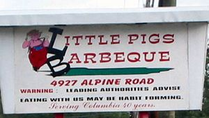 Little Pigs Barbecue