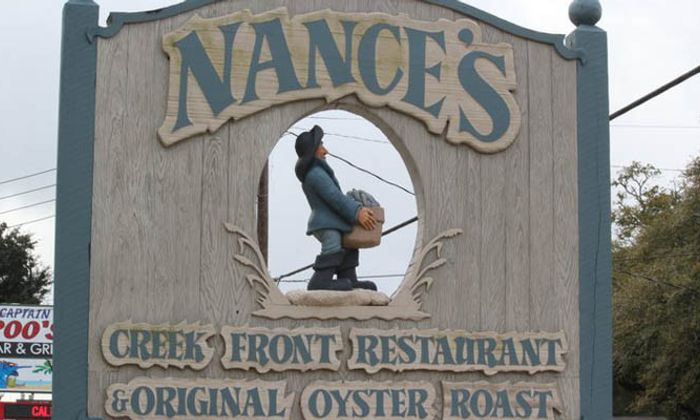 Nance's Creekfront Restaurant