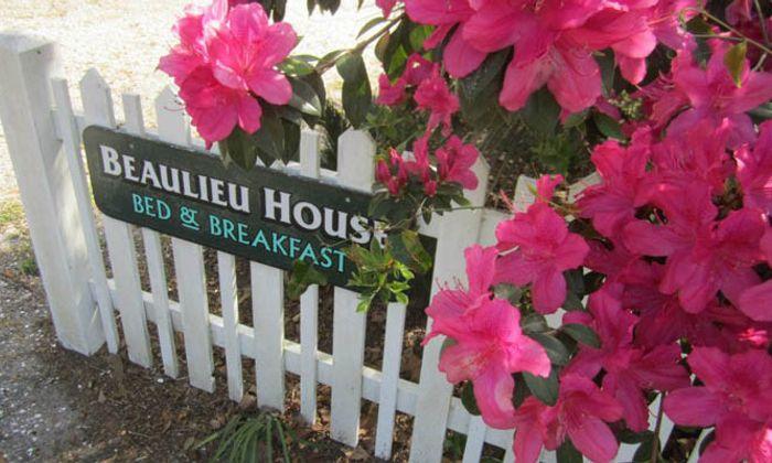 Beaulieu House At Cat Island