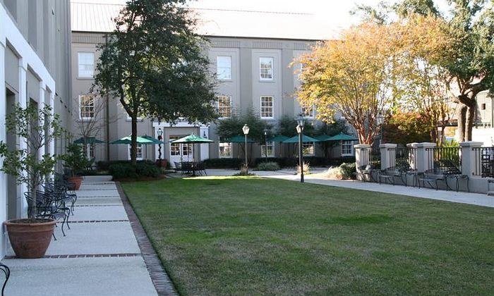 Hampton Inn Historic District