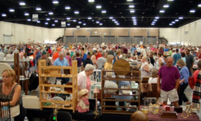 South Carolina's Largest Garage Sale