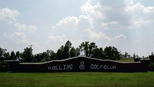"Rolling ""S"" Golf Course"