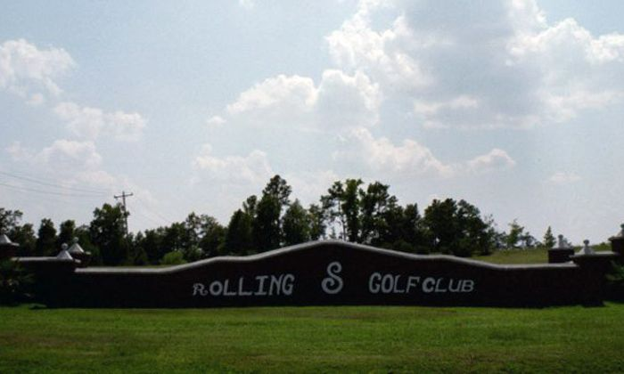 """Rolling """"S"""" Golf Course"""