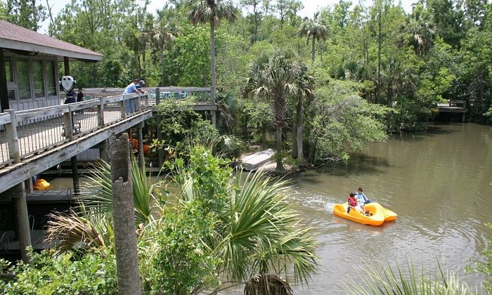 Palmetto Islands County Park & Splash Island Waterpark