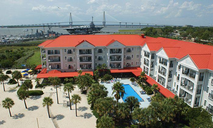 Charleston Harbor Resort & Marina