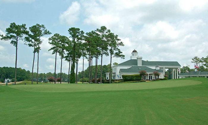 World Tour Golf Links-Open Nine