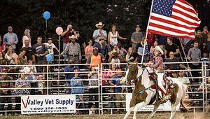 Sandy Oaks Pro Rodeo