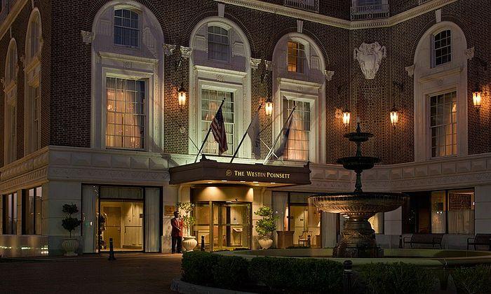 The Westin Poinsett Hotel - Greenville/SC
