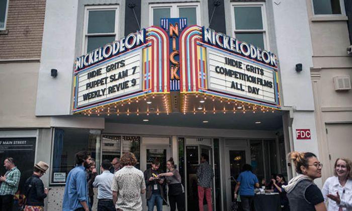 Nickelodeon Theatre