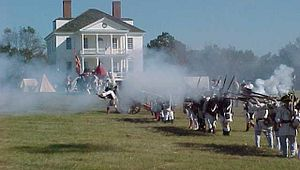 Annual Revolutionary War Field Days
