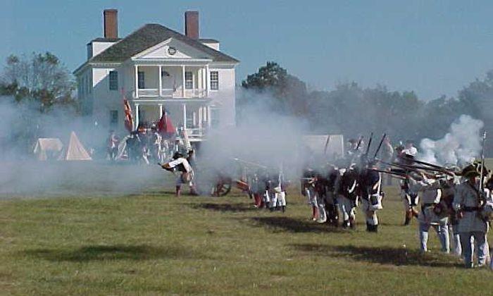 Annual Revolutionary War Field Days