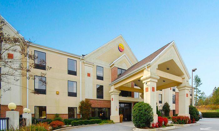 Comfort Inn & Suites - Spartanburg
