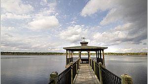 Lake George Warren
