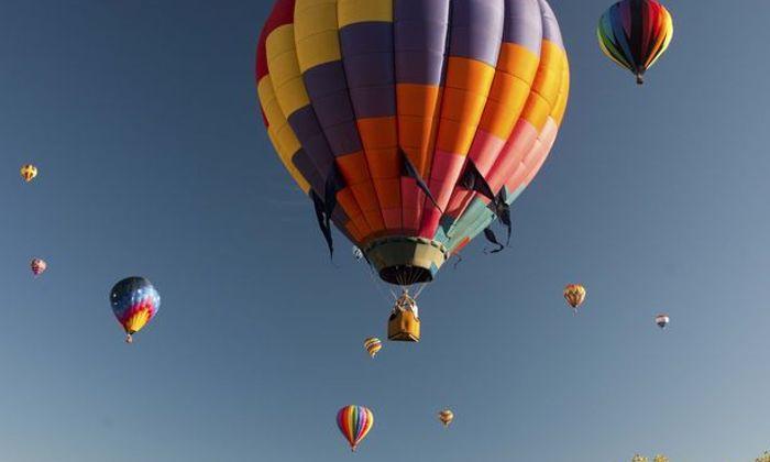 Eagles Wings Hot Air Balloon Rides