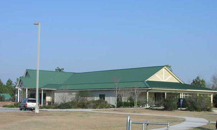 Sewee Visitor & Environmental Education Center