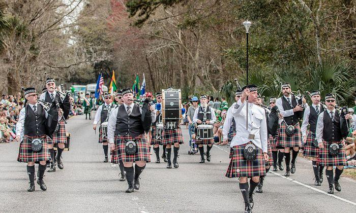 Hilton Head Island St. Patrick's Day Parade