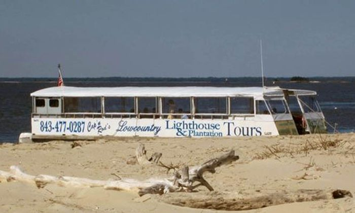 Cap'n Rod's LowCountry Tours LLC