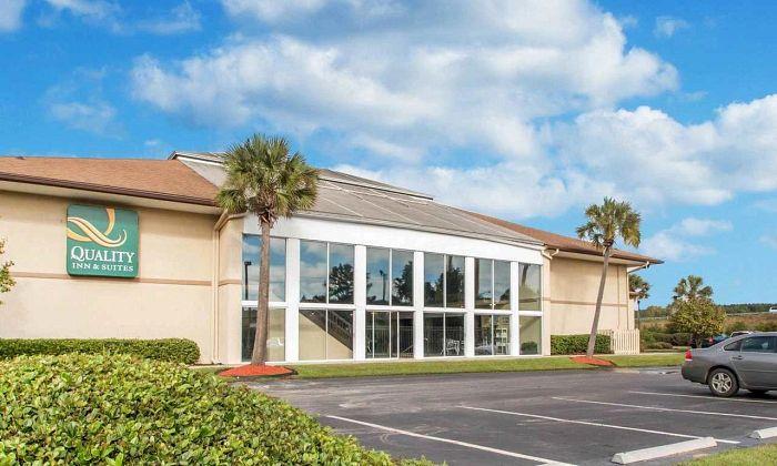 Quality Inn & Suites - Ridgeland
