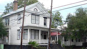 Denmark Vesey's House & Marker