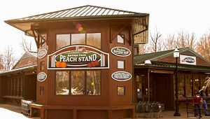 The Peach Stand - Springs Farms