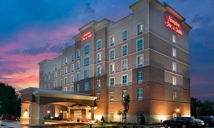Hampton Inn & Suites-Fort Mill